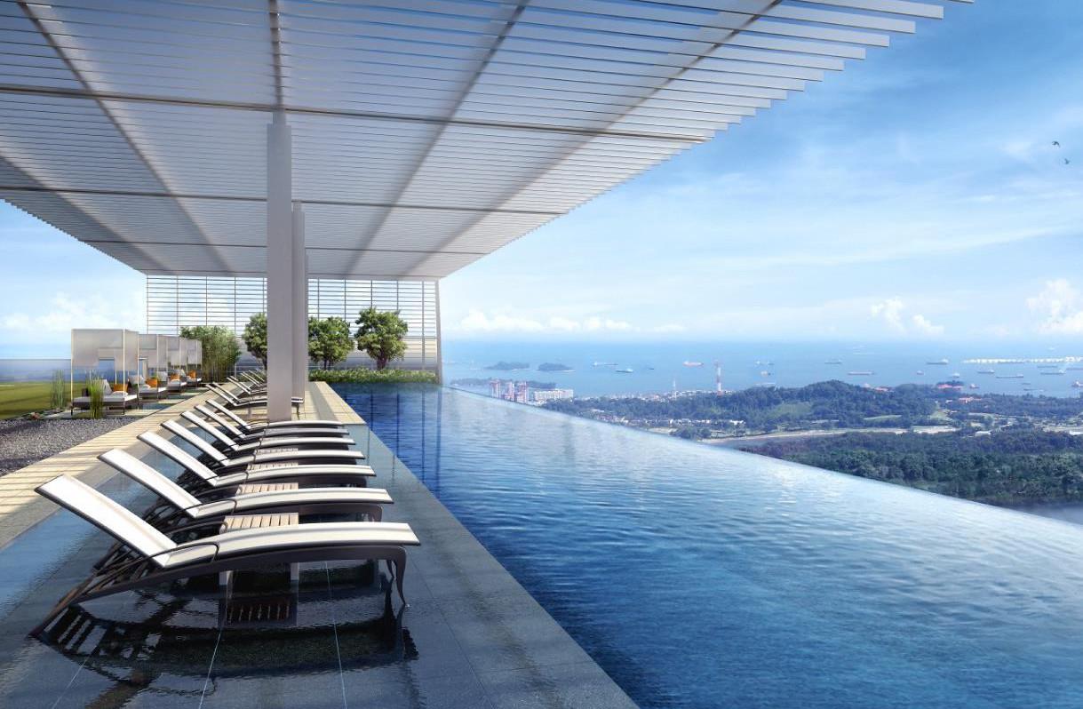 Wallich Residence by GuocoLand . Developer for Martin Modern Singapore
