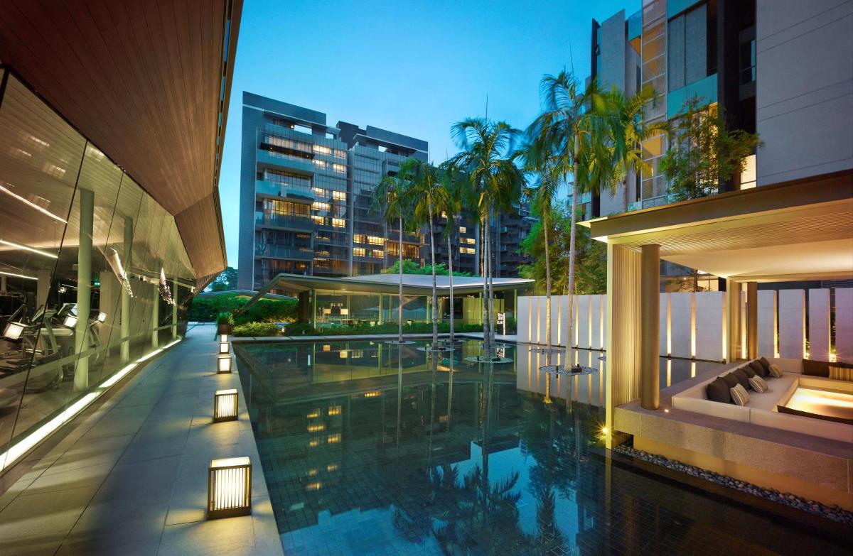 Leedon Residence by GuocoLand . Developer for Martin Modern Condominium